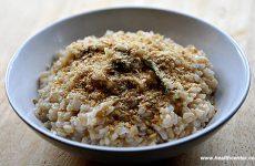 Danie z Brązowego Ryżu: Bardzo Odżywcze i Łatwe do Zrobienia